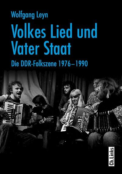 """Buchcover """"Volkes Lied und Vater Staat"""""""